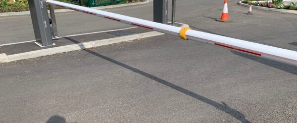 Guard barriers -3